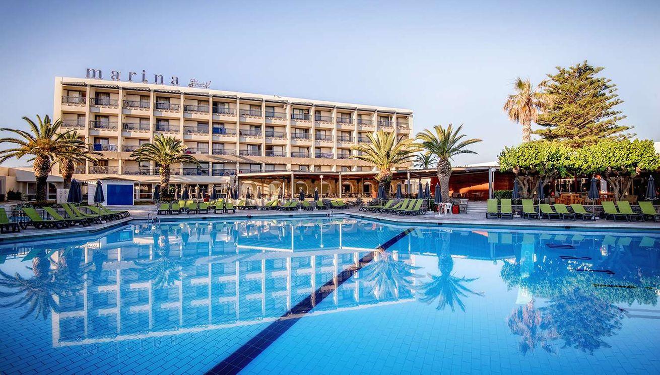 """#2019vasara! Savaitės atostogos Kretoje! Pilnas kelionės paketas labai gerame 4* viešbutyje su """"viskas įskaičiuota"""" maitinimu!"""