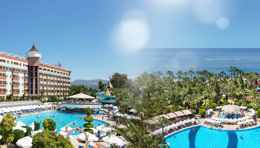 """Atostogos Turkijoje! Visa savaitė prabangiuose """"Saphir"""" tinklo viešbučiuose ant jūros kranto su """"viskas įskaičiuota"""" maitinimu!"""
