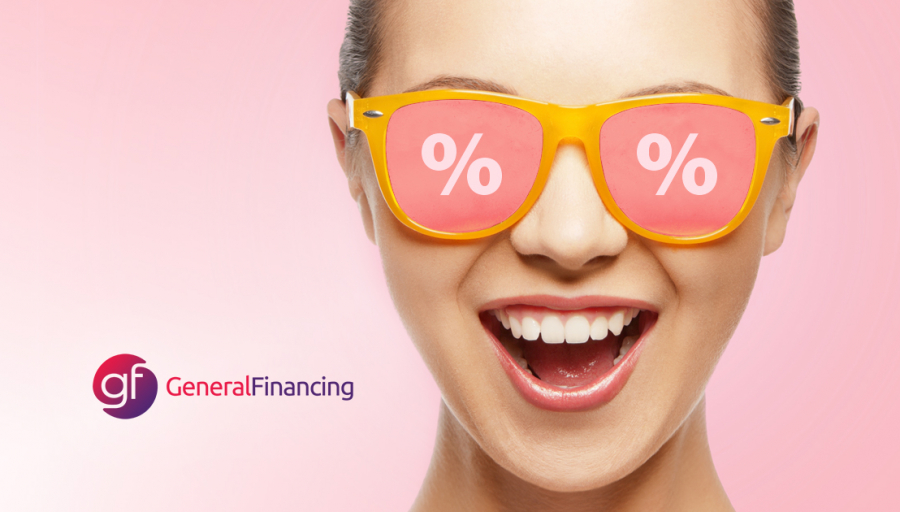 """Visą spalio mėnesį savo norimą kelionę įsigykite išsimokėtinai internetu BE PABRANGIMO su """"General Financing""""!"""