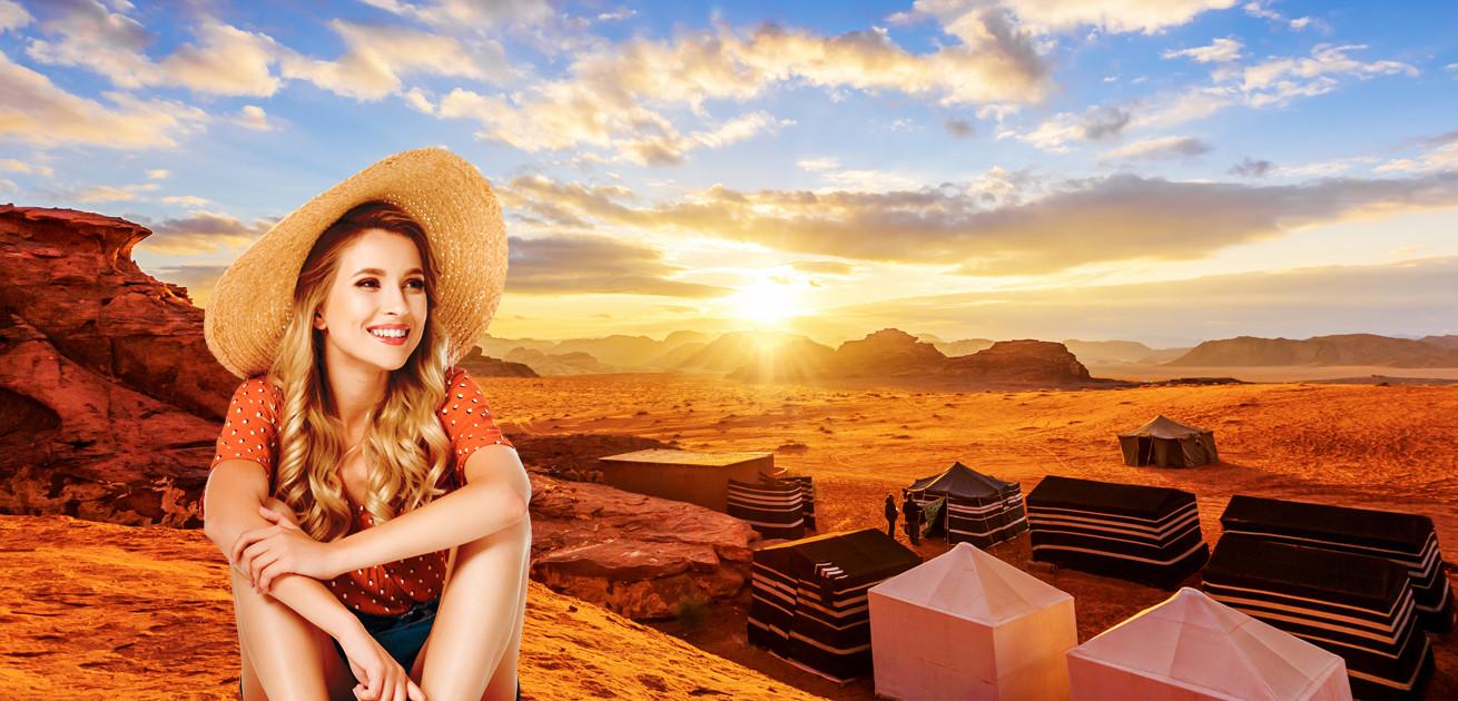 Jordanija - arabiška ramybės ir atostogų oazė