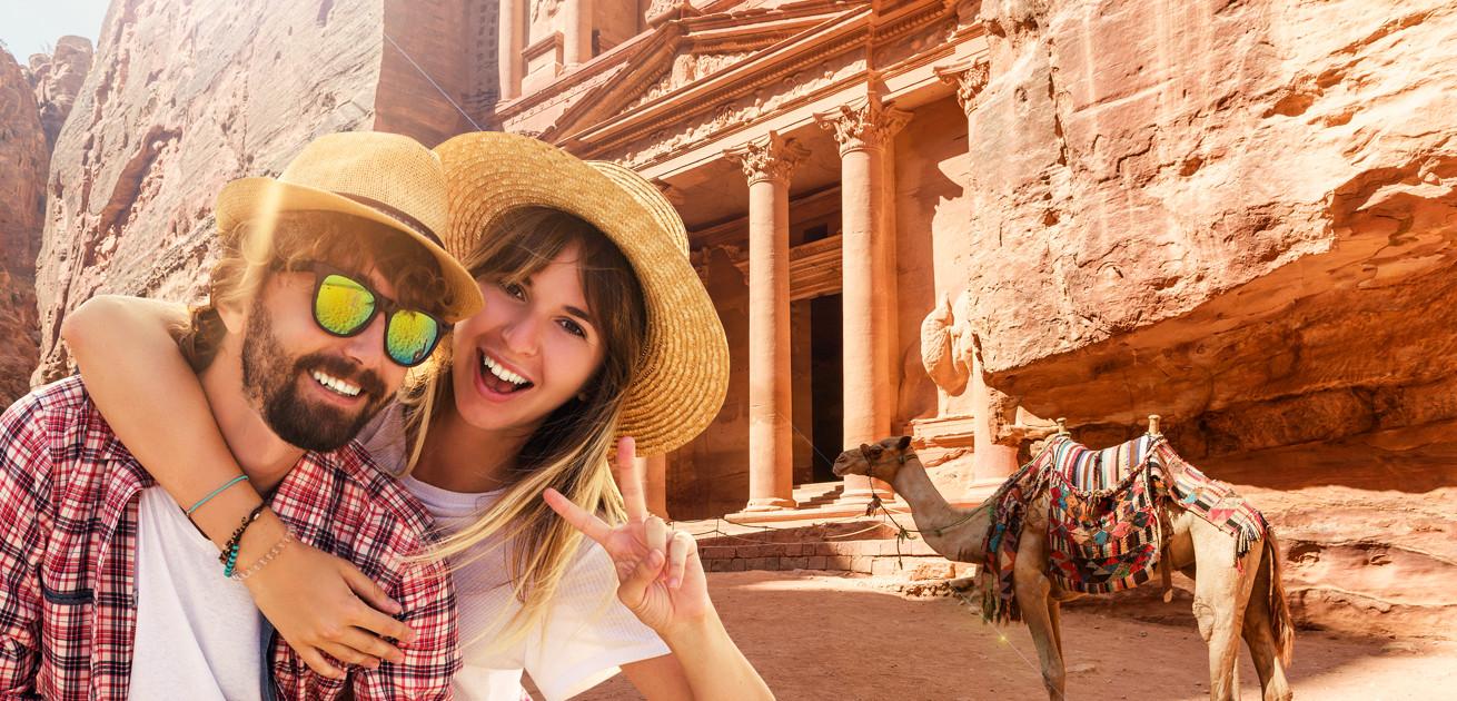 Kelionė į Jordaniją! Į kainą įskaičiuoti skrydžiai, bagažas, pervežimai ir 7n. viešbutyje su pusryčiais!