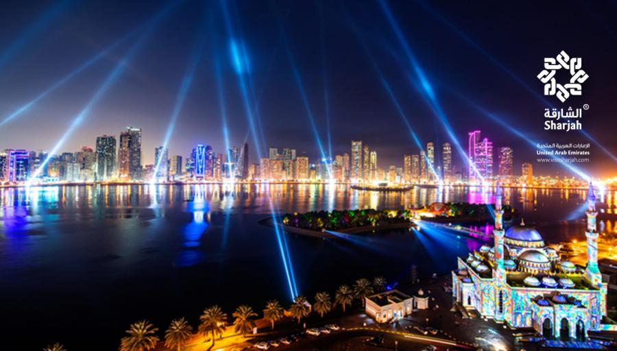 Piešķiriet sev īpašu brīvdienu pieredzi - apmeklējiet Šardžas gaismas festivālu!