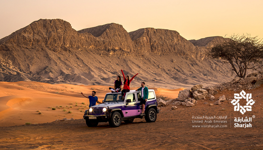 Эмират, где вы можете почувствовать атмосферу Ближнего Востока и насладиться 16-километровым побережьем Персидского залива