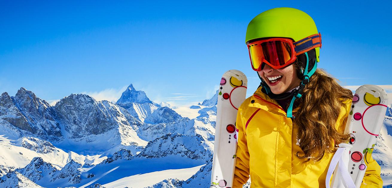 Ziemas prieki slēpošanas galamērķos