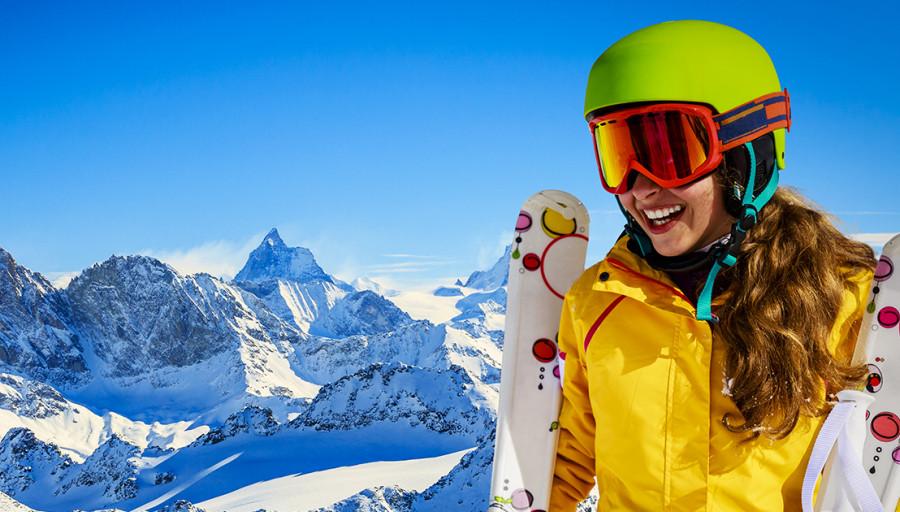 Лыжный отпуск на неделю с вылетами с января по начало марта