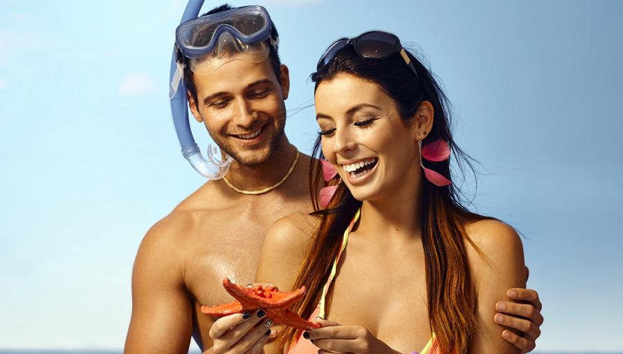 """Išskirtinis ketvirtadienio pasiūlymas –  atostogos viešbutyje ant jūros kranto, kurorto centre su """"viskas įskaičiuota"""" maitinimu!"""
