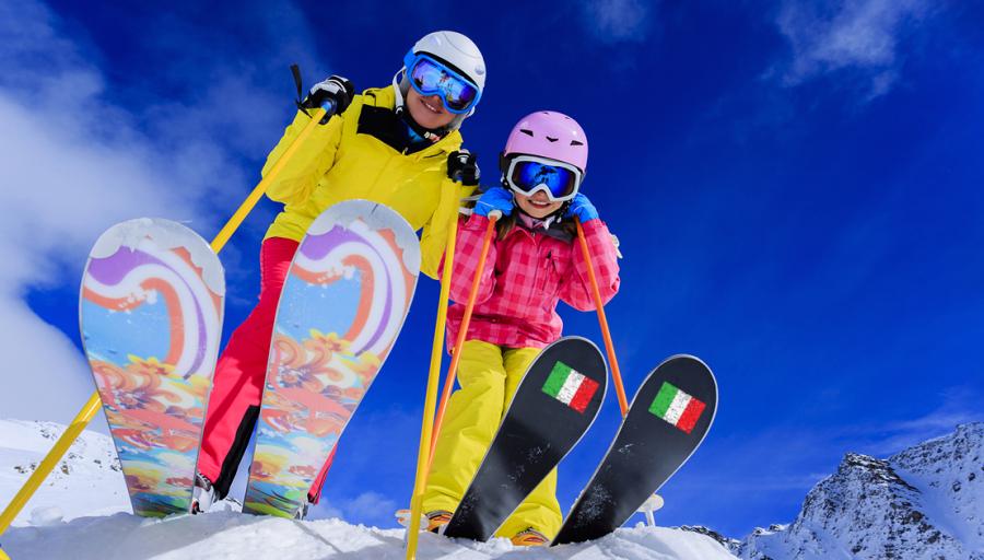 Горнолыжные туры в Итальянские Альпы, авиабилеты в феврале и марте!