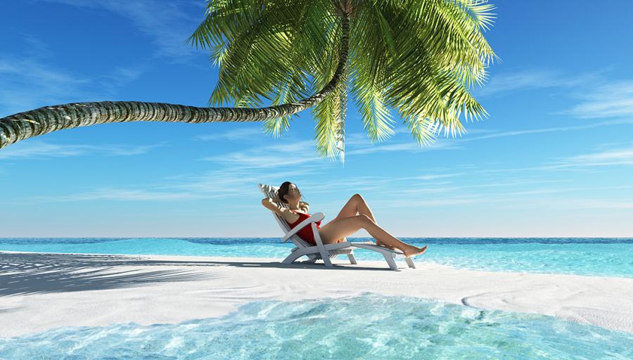 Поймай свой льготный пляжный отдых или горнолыжный пакет!