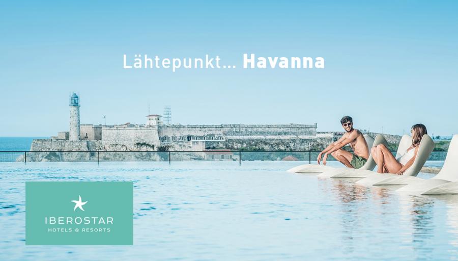 Veeda meeldejääv talvepuhkus Iberostari hotellides Kuubal!