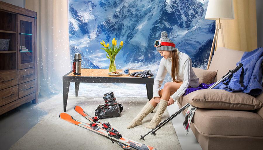 Rezervējiet slēpošanas tūri par labākajām cenām un nosacījumiem jau TAGAD!