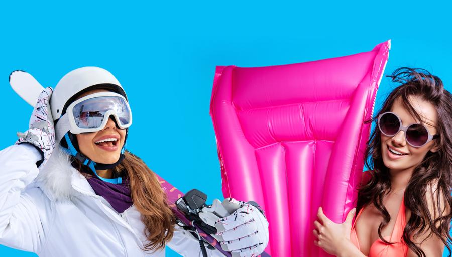 Pats metas pasirūpinti saulėtomis, egzotinėmis ar slidinėjimo kelionėmis – skelbiame žiemos atostogų sezono išpardavimą!