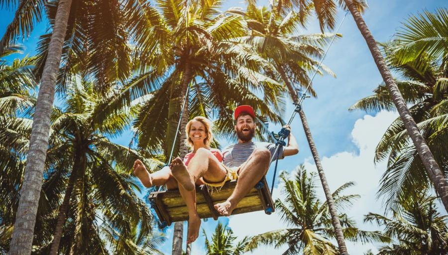 Jau dabar rezervuokite kelionę į egzotikos kupiną Balio salą!