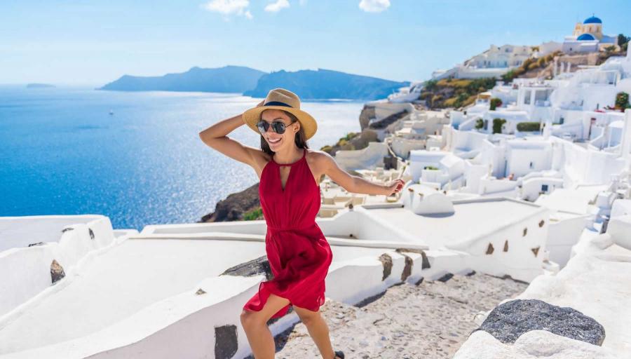 Nepamirštama pažintinė kelionė į Graikiją su ekskursijomis ir poilsiu prie Egėjo jūros!