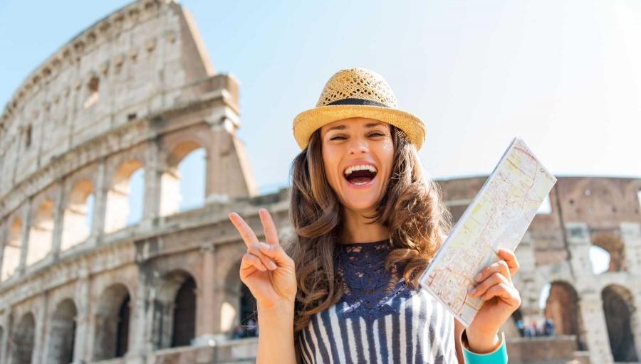 Pažintinė kelionė į Italiją! Kelionė autobusu, 7 n. viešbutyje su maitinimu ir ekskursinė programa!