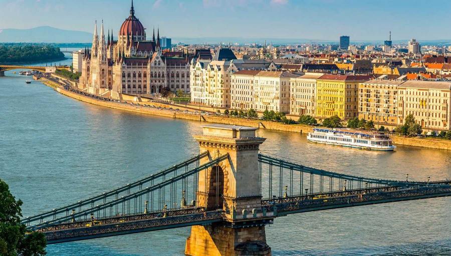 Budapeštas, Praha, Viena – trys sostinės vienos pažintinės kelionės metu!