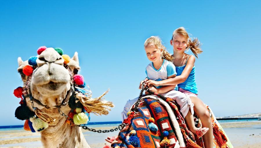 """Pilnas kelionės paketas atostogoms Hurgadoje – 7n. viešbutyje ant jūros kranto su """"viskas įskaičiuta""""!"""