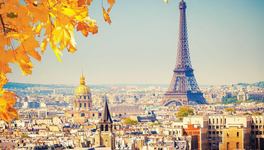 Pažintinė kelionė į Paryžių: kelionė autobusu, ekskursinė programa ir 6n. viešbučiuose su pusryčiais!