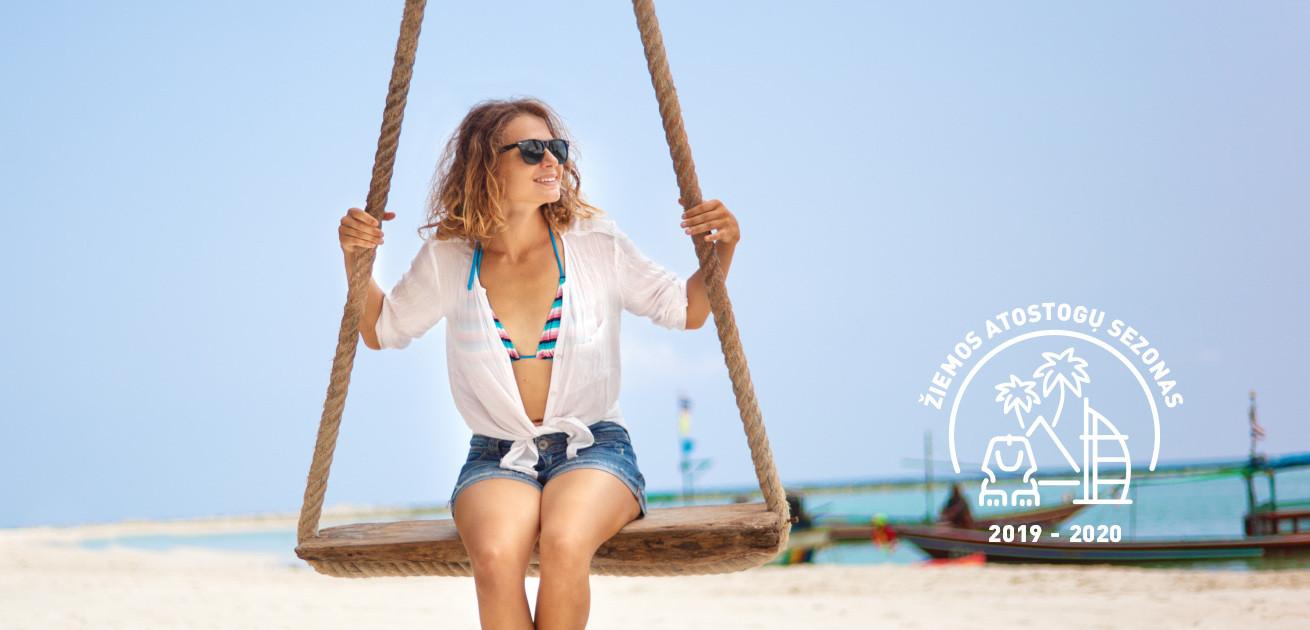 Pilnas kelionės paketas atostogoms Šarm aš Šeiche – 7n. 5* viešbutyje ant jūros kranto su pusryčiais ir vakarienėmis!