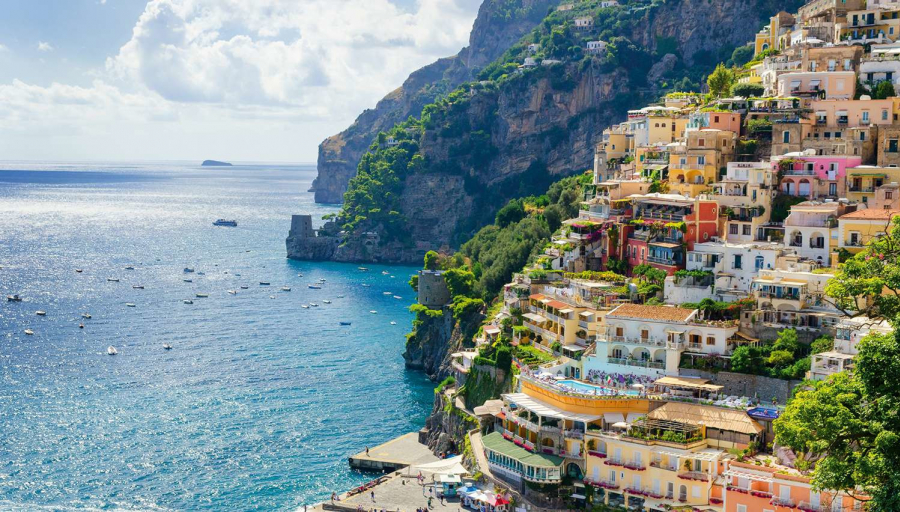 Kelionė tikriems kelionių ir maisto gurmanams – Italija nuo Šiaurinių Alpių iki Pietinės Amalfio pakrantės