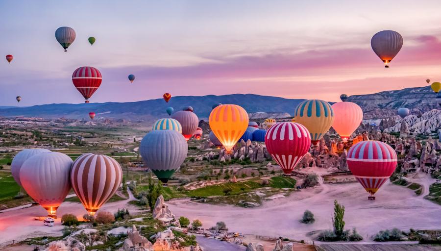 """Pavasario atostogos Turkijoje – skrydžiai su bagažu, pervežimai ir savaitė viešbutyje su """"viskas įskaičiuota""""!"""