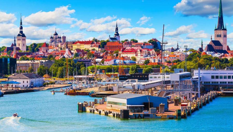 4 dienų Baltijos kruizas: Talinas, Helsinkis, Stokholmas, Ryga!