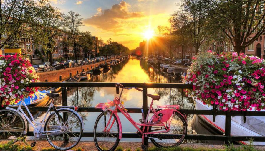 Pažintinė kelionė aplankant Liuksemburgą, Belgiją, Olandiją! Kelionė autobusu, 6n. viešbutyje su pusryčiais, ekskursinė programa.