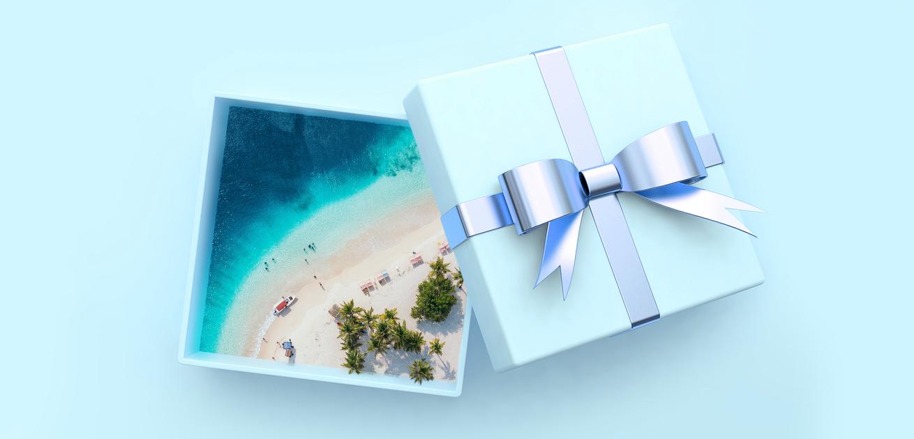 NOVATURO dovanų kuponas svajonių atostogoms!