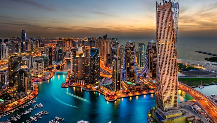 Зимний отпуск в Дубае. Лучшие предложения для Вашего самого запоминающегося отпуска в Объединенных Арабских Эмиратах!