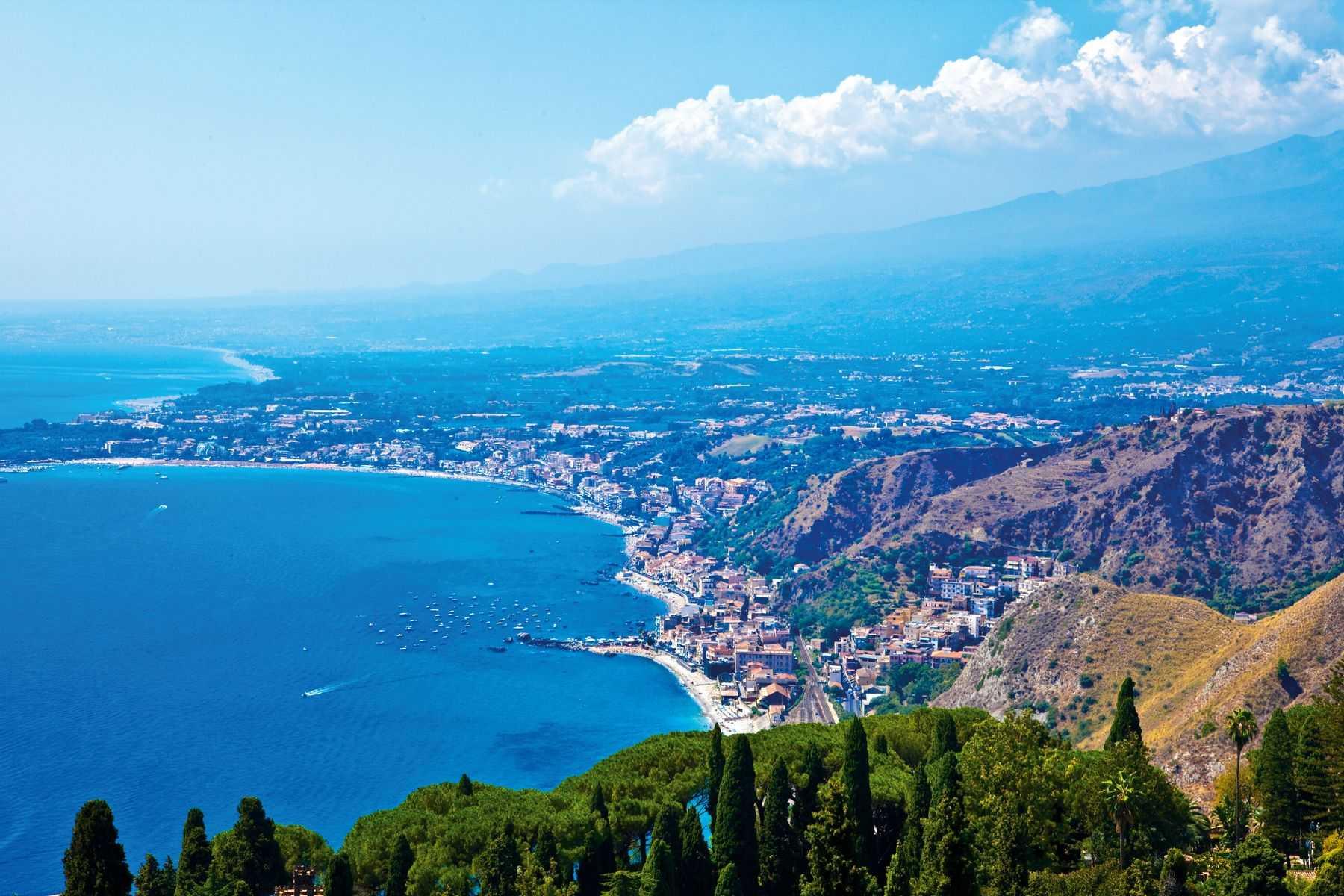 Atostogos Sicilijoje! Pilnas kelionės paketas ir 7n. 4* viešbutyje ant jūros kranto su pusryčiais ir vakarienėmis+!