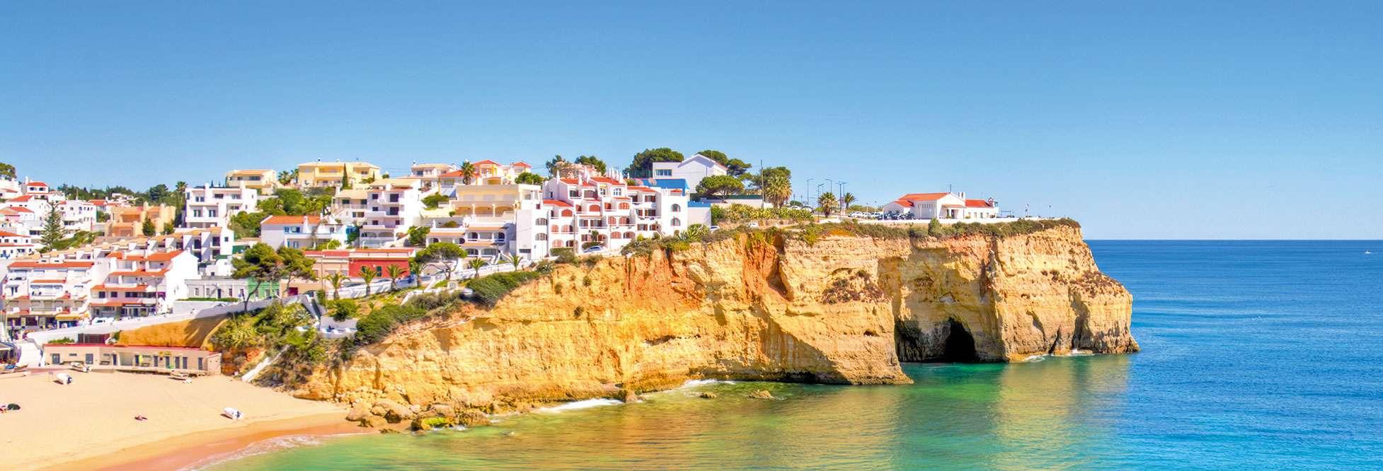 Faro Algarve Karta.Sulėtink Ritma Algarvėje Novaturas