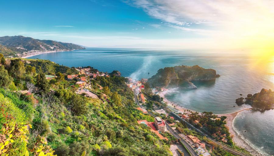 Saulėtos rudens atostogos Sicilijoje! Skrydis su bagažu, pervežimai ir savaitė 4* viešbutyje su pusryčiais!