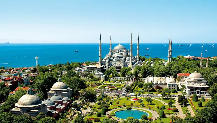 Savaitgalis Stambule! Skrydis, 3n. viešbutyje su pusryčiais ir ekskursinė programa su kelionės vadovu!!