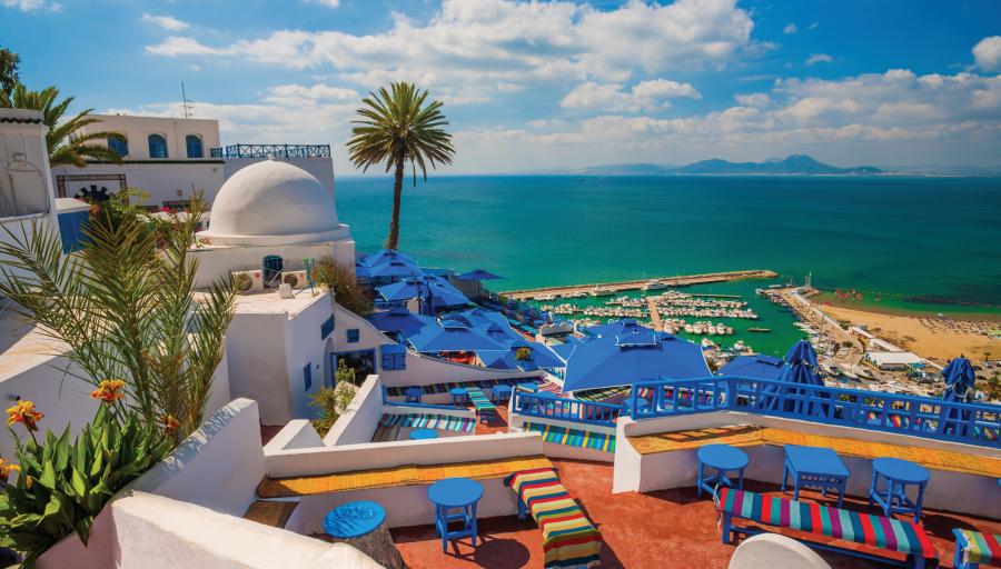 """Nepamirštamas poilsis Afrikoje! Visa savaitė po Tuniso saule ir pilnas kelionės paketas 4* viešbutyje su """"viskas įskaičiuota"""" maitinimu!"""