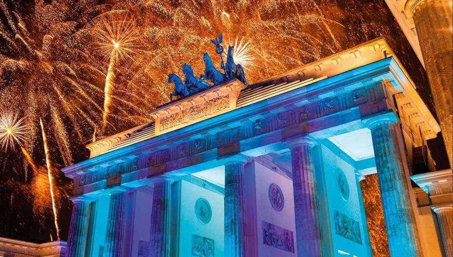 Naujųjų metų sutiktuvės Berlyne! Kelionė nauju autobusu, 3 n. viešbutyje su pusryčiais ir ekskursinė programa!