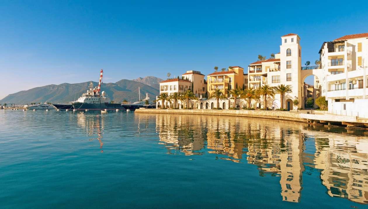 Juodkalnija - Kroatija