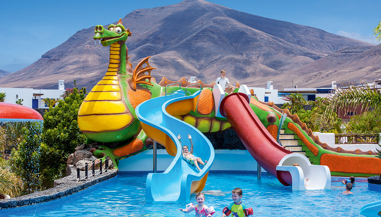 Gran Castillo Tagoro Family & FunPlaya Blanca (Lanzarote, Kanāriju salas)