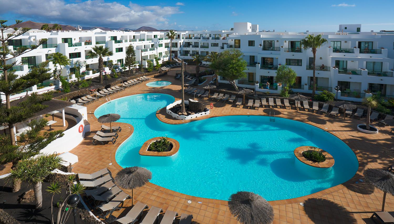 Galeon Playa apartmenti (Lanzarote, Kanāriju salas)