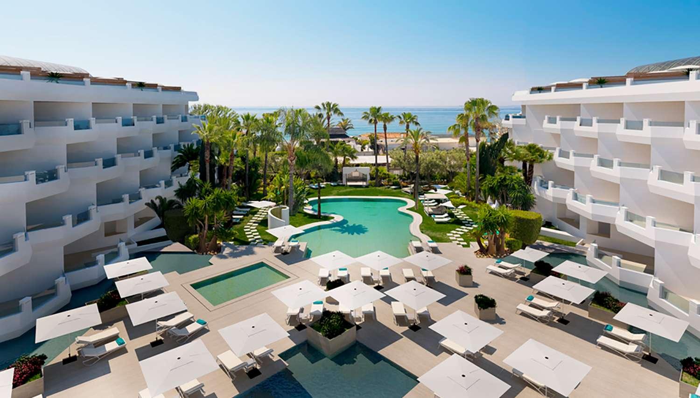 Iberostar Marbella Coral Beach Hotel Malaga Spain Novaturas