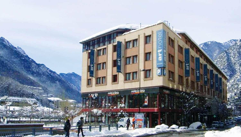 Acta Arthotel Q (Andora, Andora)