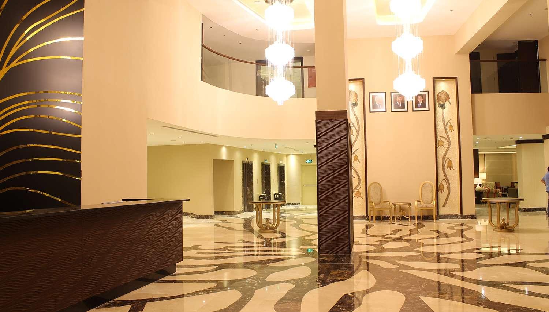 Oryx Hotel Aqaba hotel (Aqaba, Jordan) | NOVATURAS
