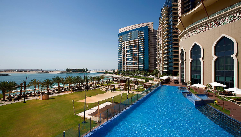 Bab Al Qasr Abu Dhabi (Abu Dhabi, Apvienotie Arābu Emirāti)