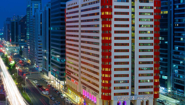 City Seasons Al Hamra (Abu Dhabi, Apvienotie Arābu Emirāti)