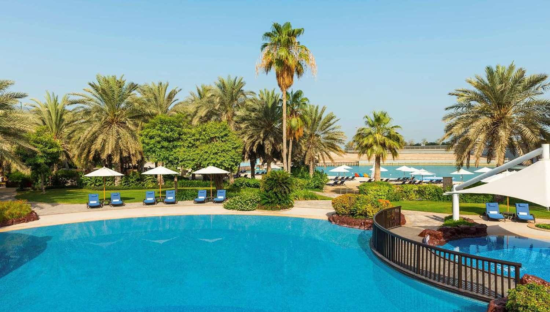 Sheraton Abu Dhabi Hotel and Resort (Abu Dhabi, Apvienotie Arābu Emirāti)