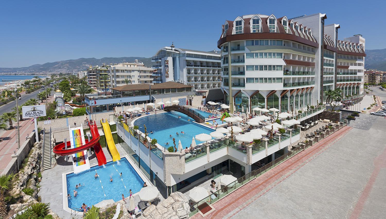 Asia Beach Resort & SPA (Antalya, Türgi)