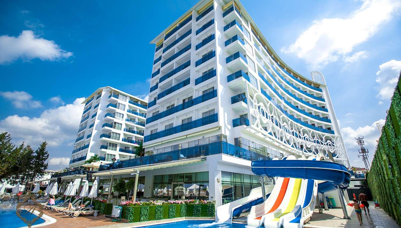 c0982d2dd2f Azura Deluxe Resort & SPA hotell (Antalya, Türgi) | NOVATOURS
