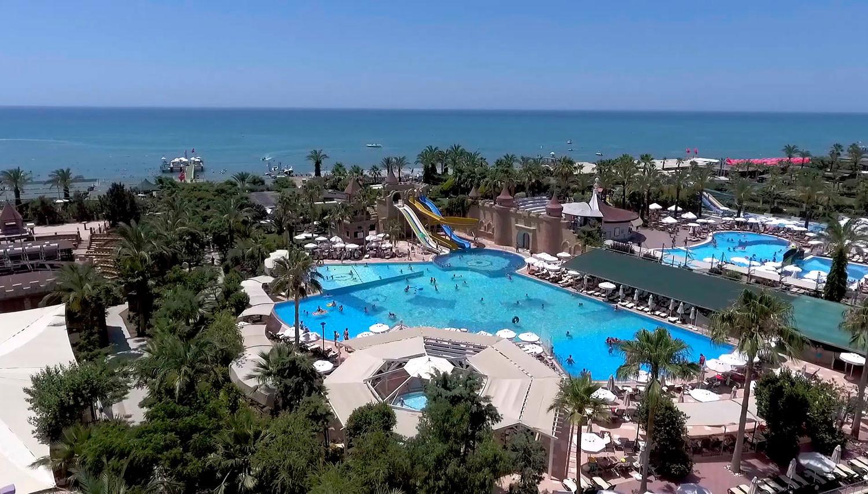 Belek Beach Resort Hotel Antalya Turkey Novatours