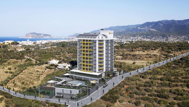 be59f3ee117 Campushill Hotel hotell (Antalya, Türgi)   NOVATOURS