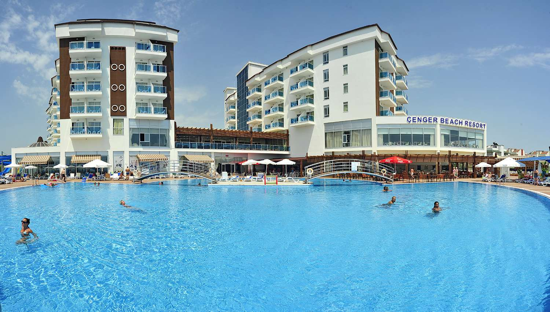 4a584fee966 Cenger Beach Resort & SPA hotell (Antalya, Türgi) | NOVATOURS