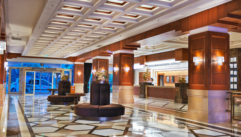 Crystal Deluxe Resort & SPA (Анталия, Турция)