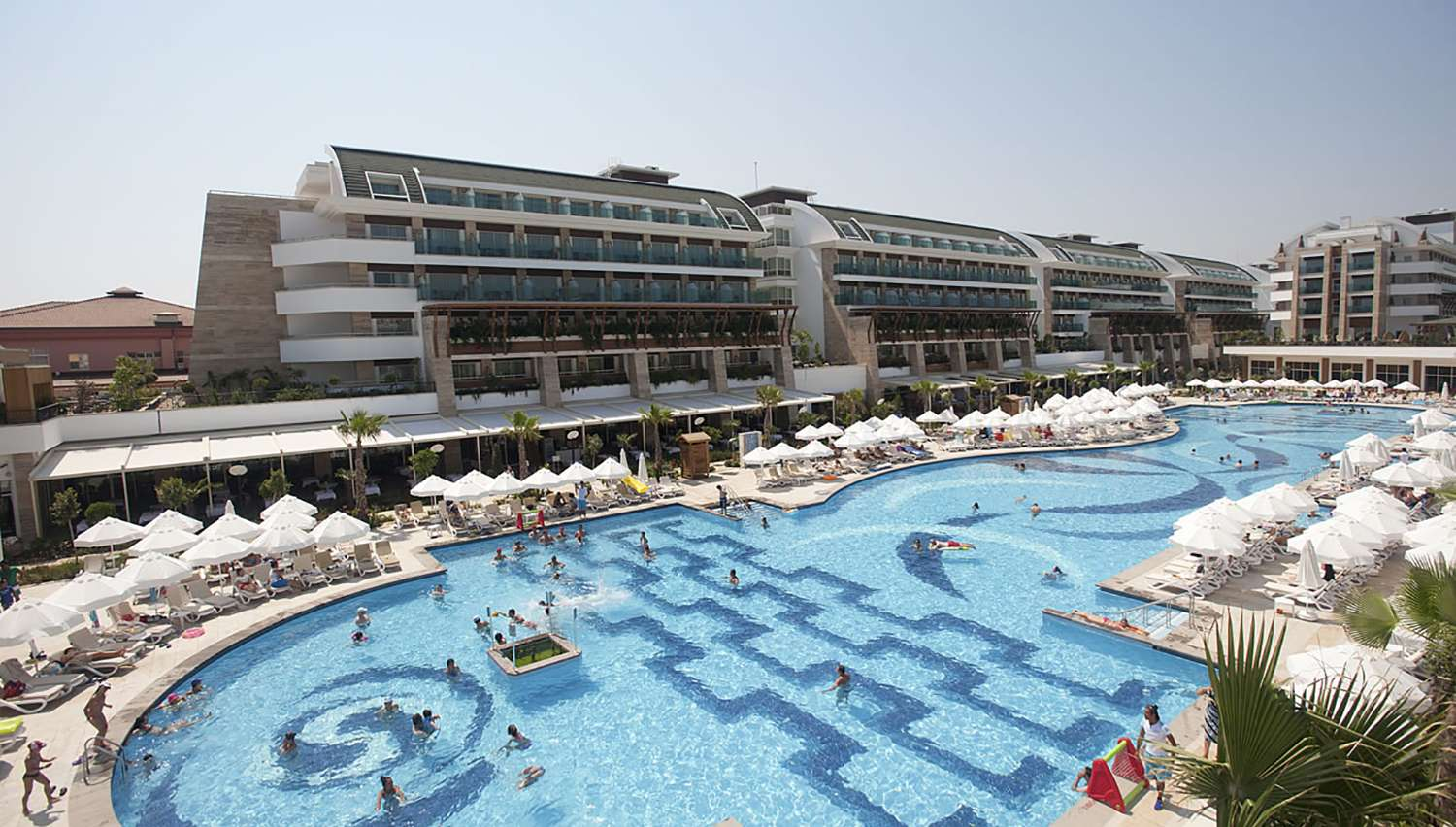 f4aa4a8cd75 Crystal Waterworld Resort & SPA hotell (Antalya, Türgi) | NOVATOURS